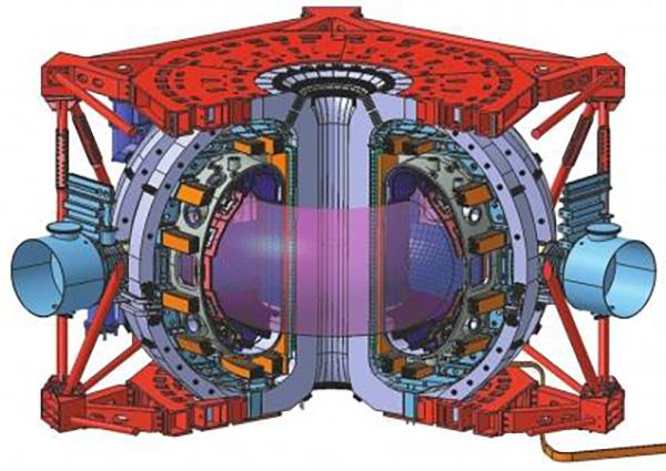 """中国将建环流器二号M装置 为""""人造太阳""""创条件"""